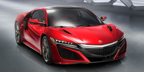 2016 Acura NSX: Here at last, and ready for production