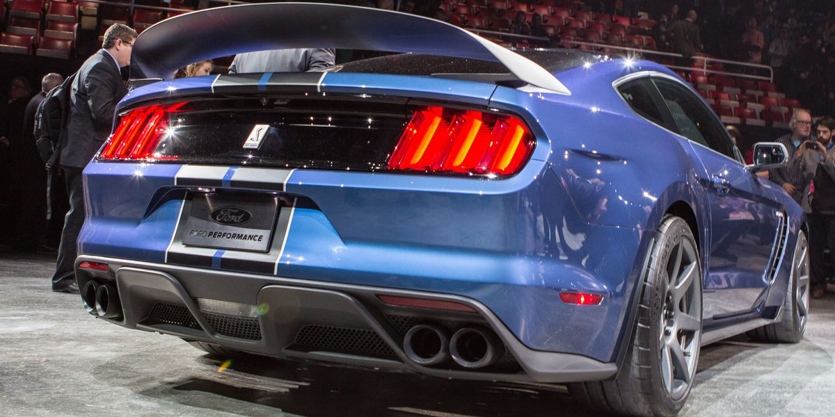 H And H Tire >> The Ford Mustang Shelby GT350R sounds absolutely evil