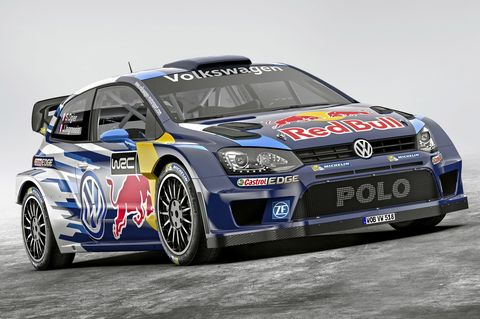 The Volkswagen Wrc Polo Could Live On As A Private Customer Car