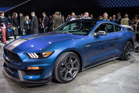 2016 Shelby GT350R: The ultimate Mustang. Period.