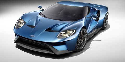 """<p><a href=""""http://www.roadandtrack.com/car-shows/detroit-auto-show/news/a24735/ford-gt-first-look-naias-2015/"""" target=""""_blank"""" data-tracking-id=""""recirc-text-link"""">The second-generation Ford GT</a> isn't a normal supercar. Aside from the fact that it uses a twin-turbo V6, it's a track-focused weapon that's still somehow street legal. Recently, <a href=""""http://www.roadandtrack.com/new-cars/first-drives/a31818/first-ride-the-all-new-ford-gt/"""" target=""""_blank"""" data-tracking-id=""""recirc-text-link"""">Ford gave us a ride in one</a>, and while that was incredible, we'd much prefer to be the ones in the driver's seat.&nbsp;</p>"""