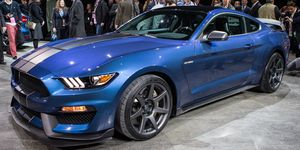 2016 Ford GT350R