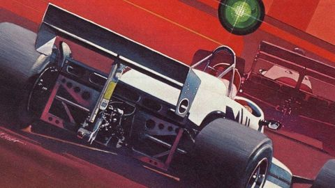 Classic Ad: Pole Position for the Atari 5200