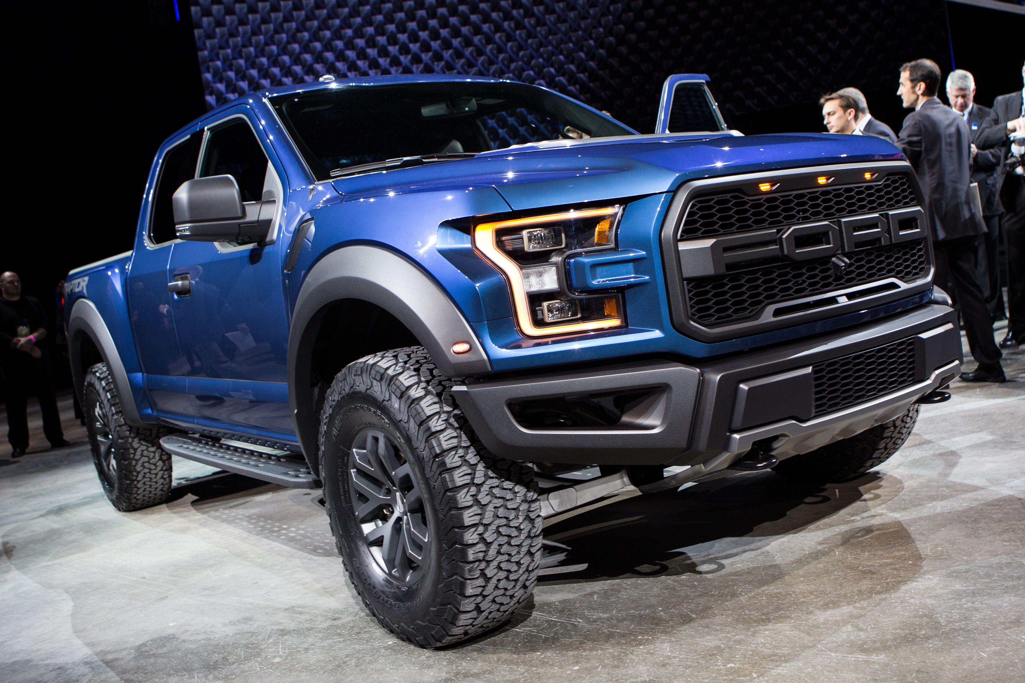 2016 Ford F 150 Raptor Live Gallery