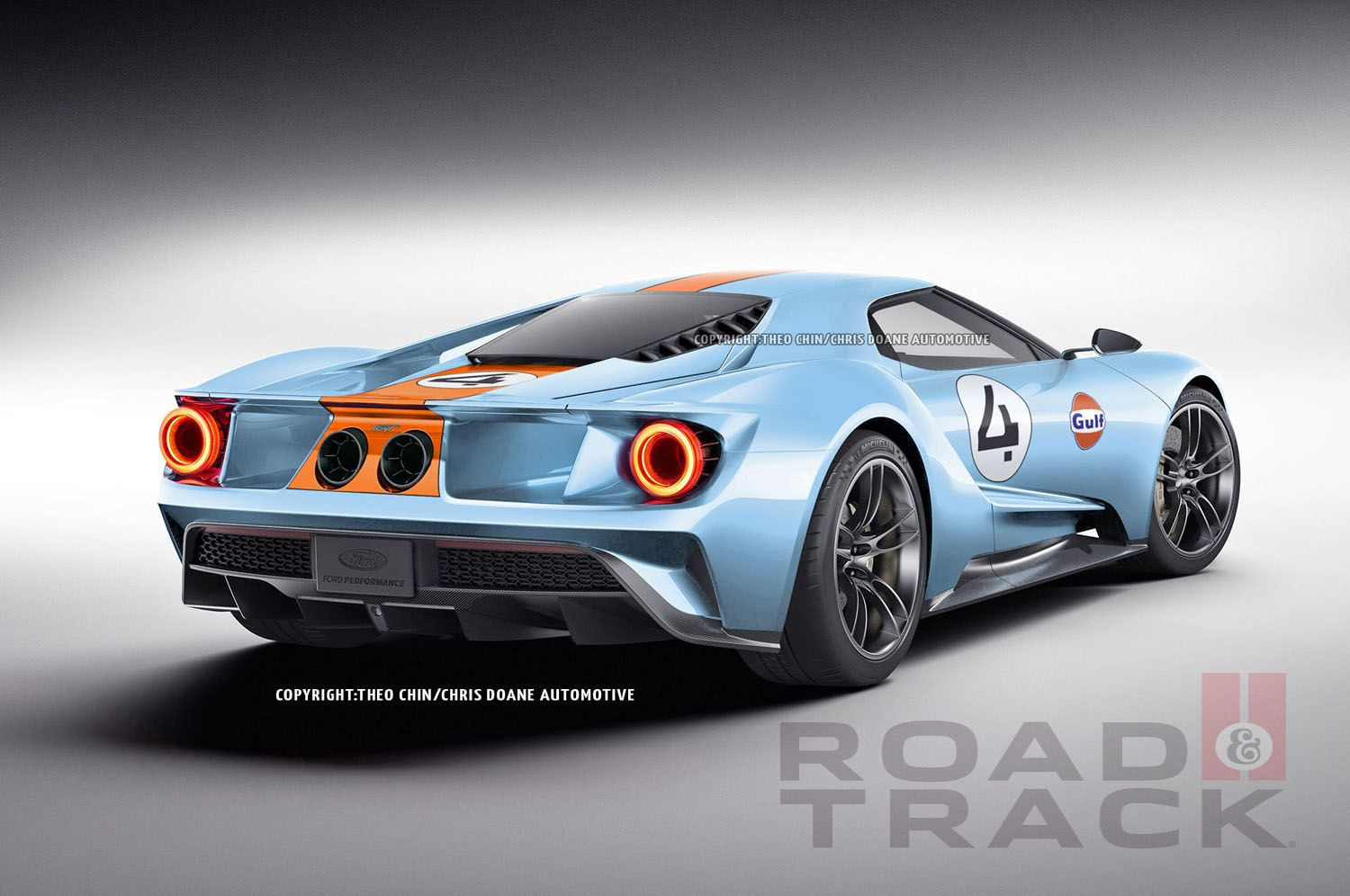 Ford ford gt car : Momentum is building towards Ford's Le Mans program