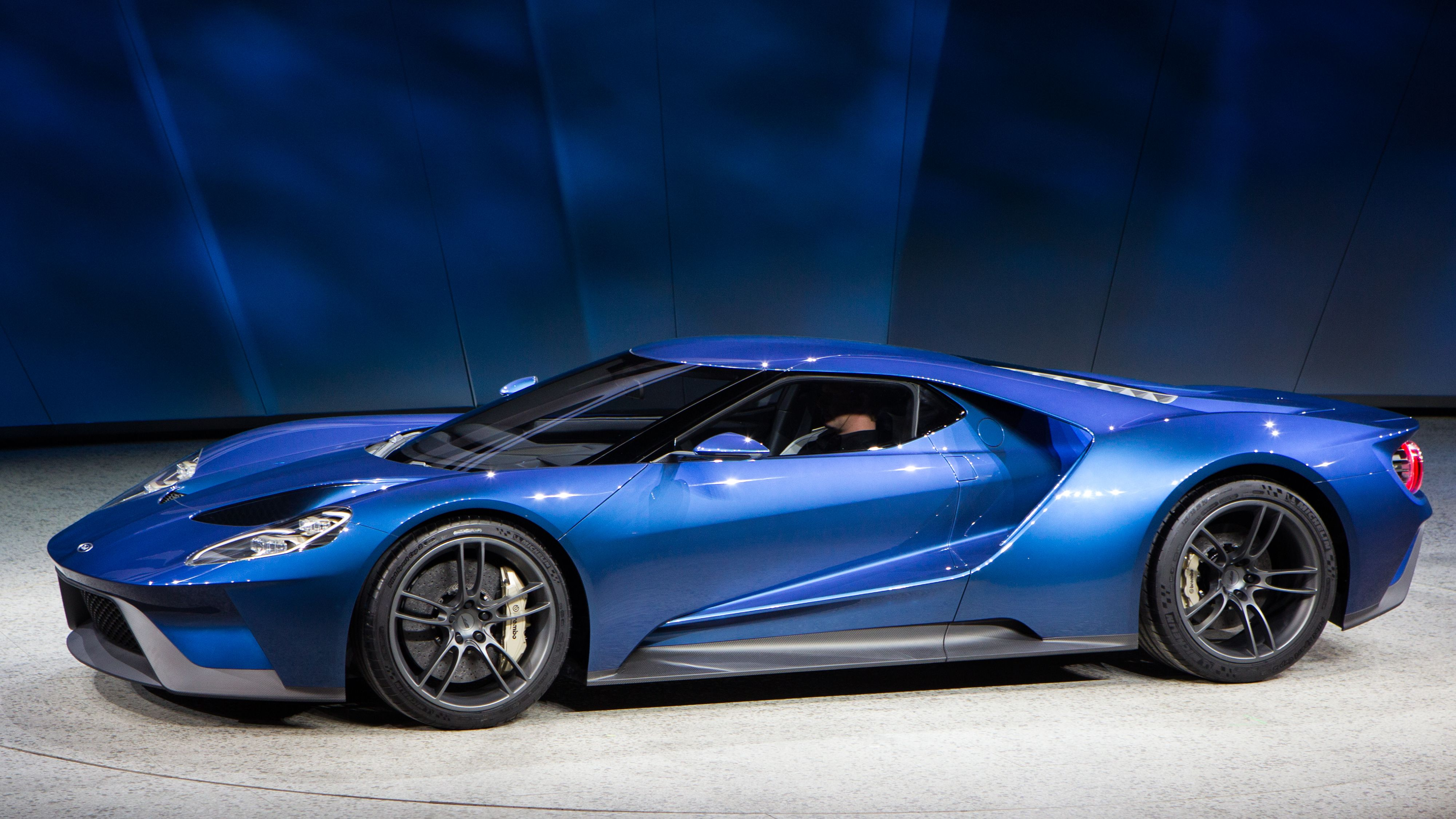The Ford GT seems to be production-ready