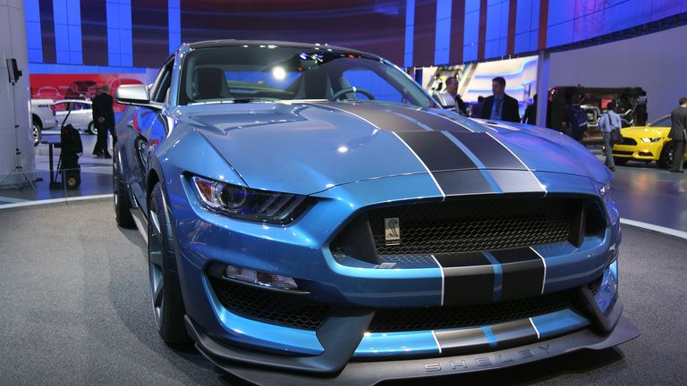 Mustang Gt350R For Sale >> The GT350R is the GT350 turned up to ten and a half
