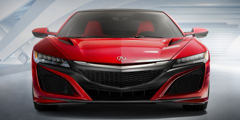 Mode of transport, Automotive design, Vehicle, Event, Land vehicle, Car, Red, Grille, Automotive lighting, Personal luxury car,