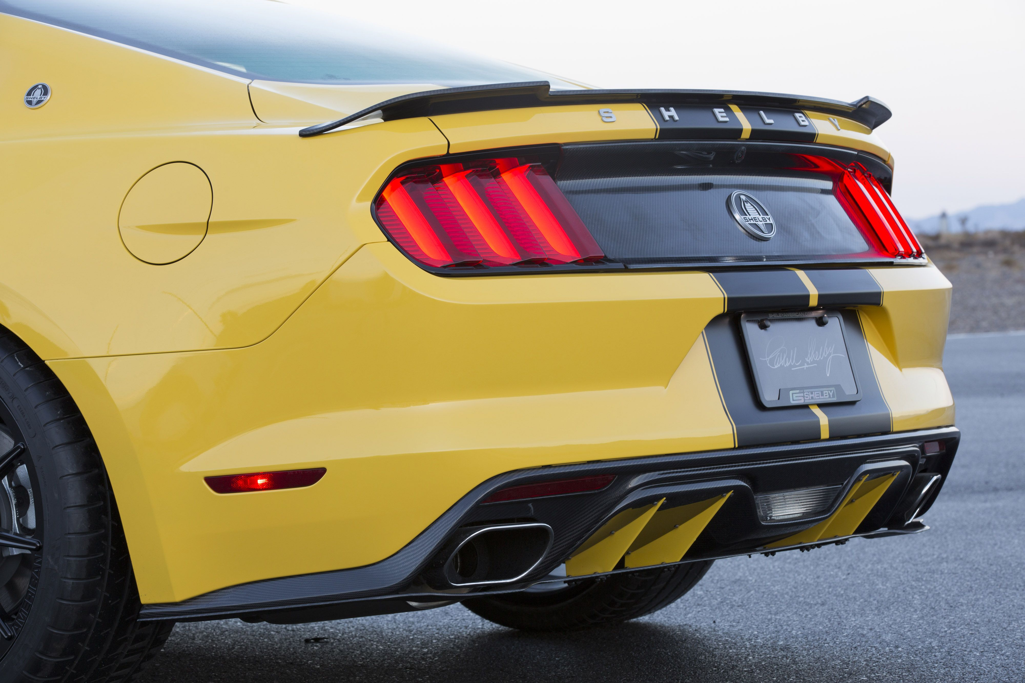 627 hp Shelby GT fills in for the departed GT500