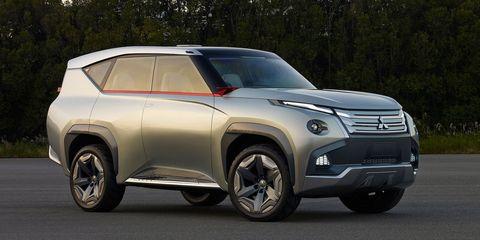 Mitsubishi GC-PHEV