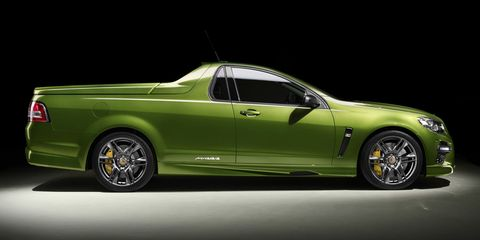 HSV GTS Maloo with Supercharged LSA V8