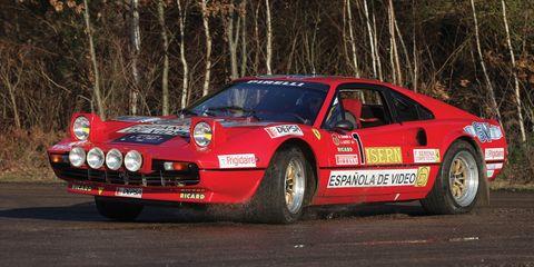 1978 Ferrari 308 Group B