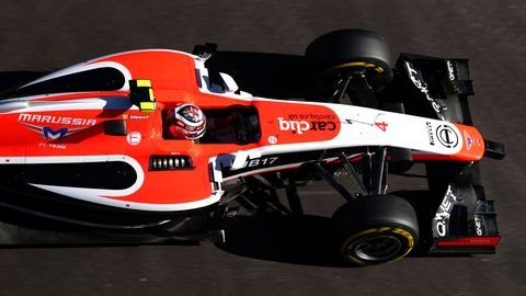 Marussia F1 works hail mary funding deal at last minute