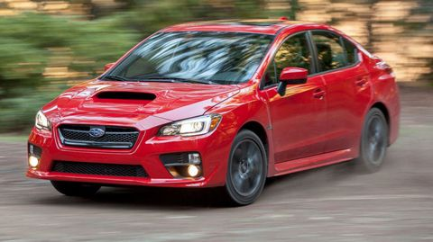 Subaru Probably Won T Redesign The Wrx Until 2020