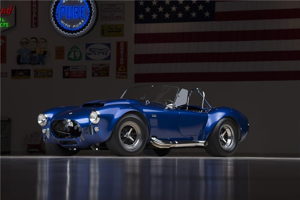 The Last Shelby Cobra 427 Super Snake Sells For 5 1 M