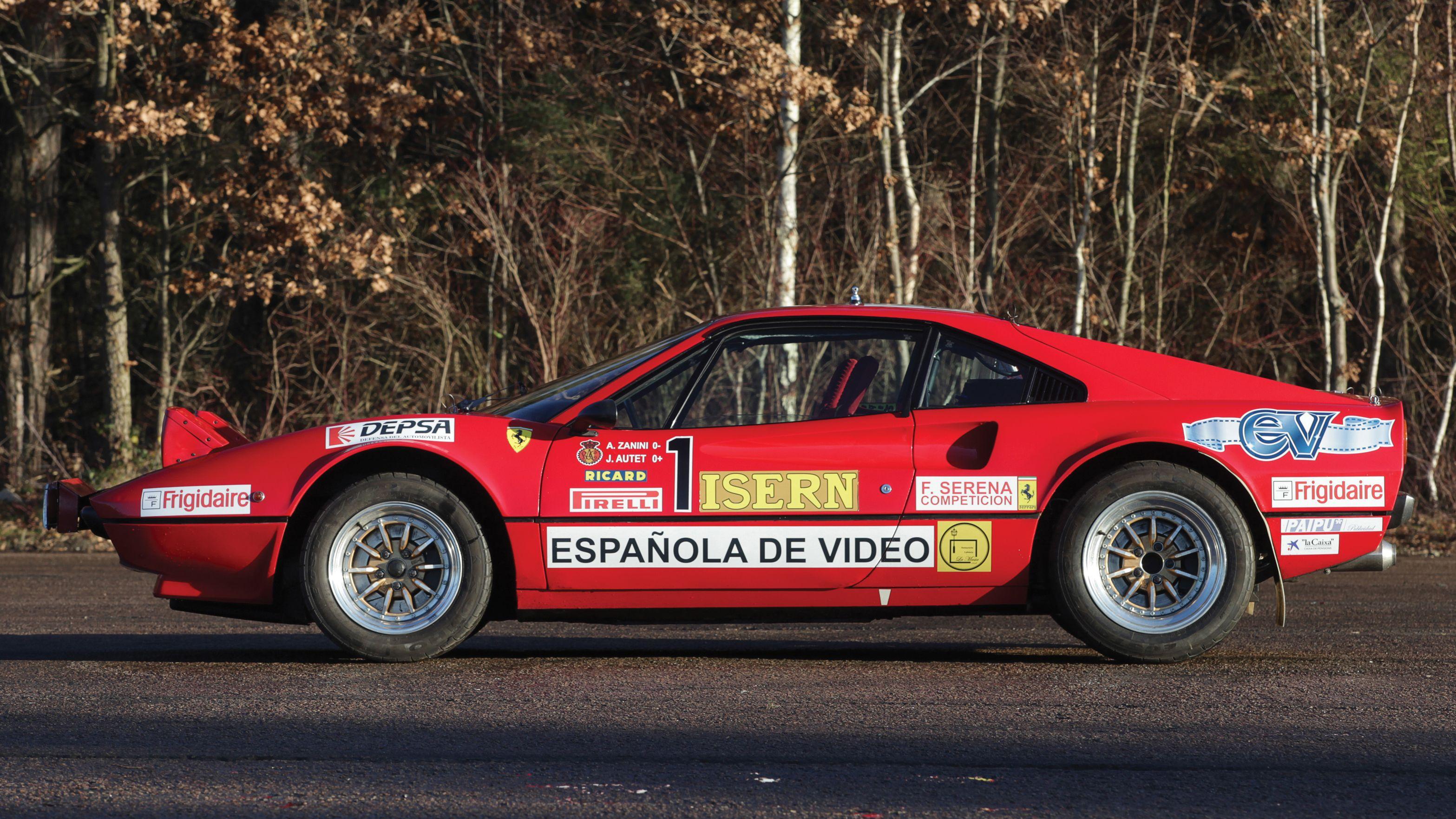 How Ferrari Rally 43