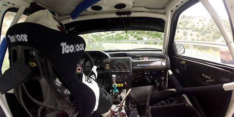 Ford Escort RS Cosworth Hillclimb