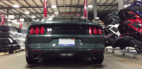 """Roush's EcoBoost Mustang exhaust still doesn't """"sound like a Mustang"""""""