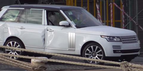 Dead Cars Rolling: Watch Hoegh Osaka unload doomed cars