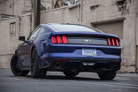 2015 Ford Mustang GT Performance Pack