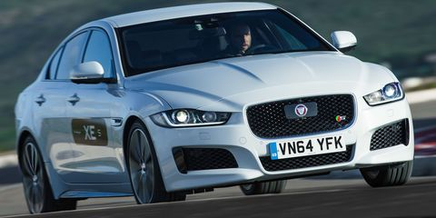 12 things you need to know about the 2017 Jaguar XE on