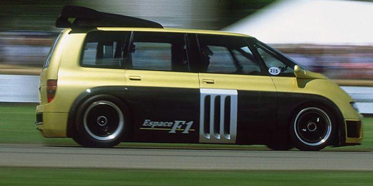 renault espace top gear. Renault Espace Top Gear