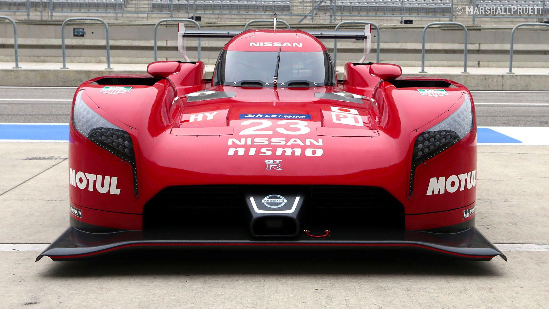 Nissan GT-R LM NISMO - Racecar Engineering