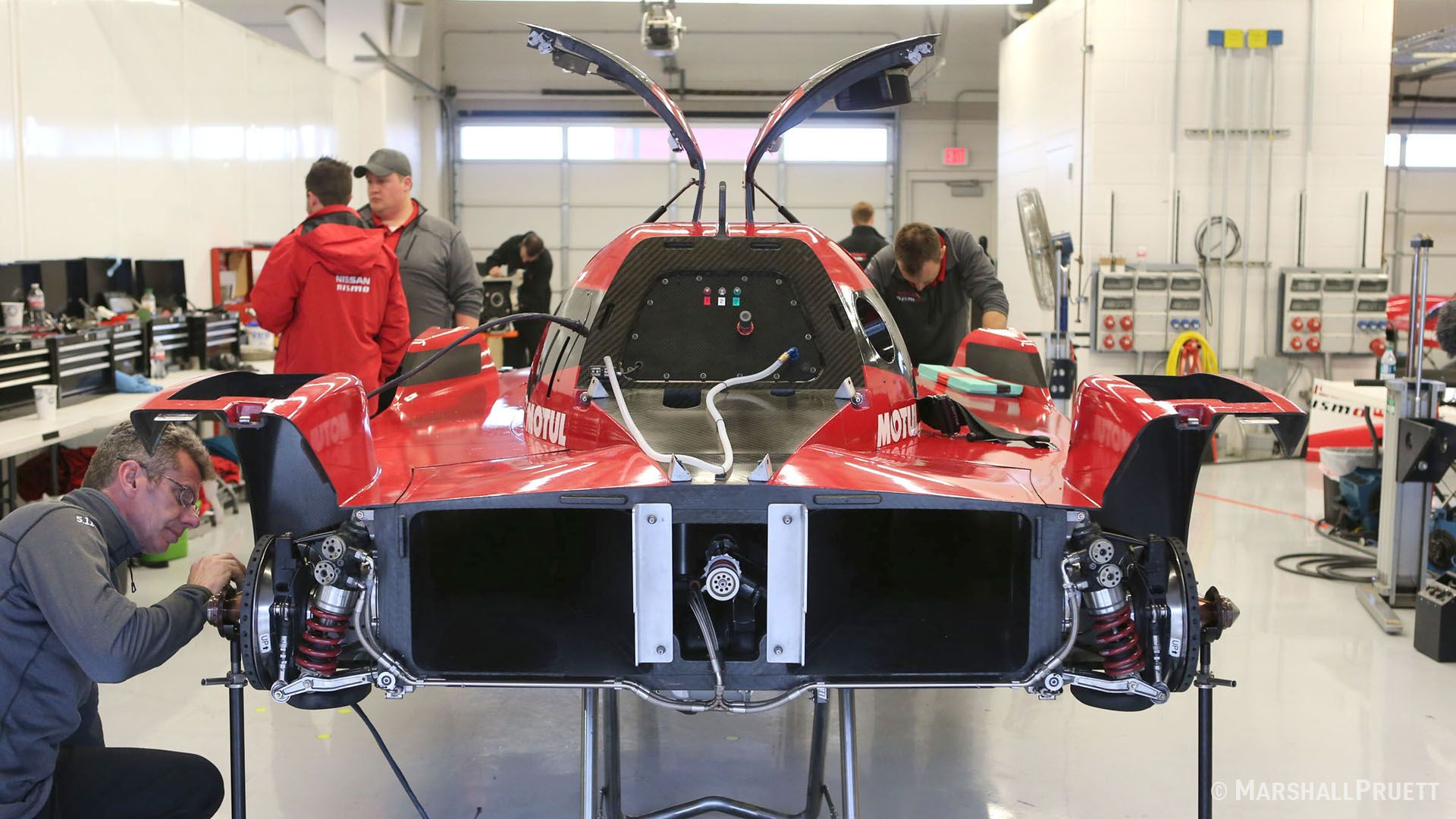 Developing The Nissan Gt R Lm Nismo Go Back Gallery For Printed Circuit Board Layer Nissans New 2015 Lmp1 Is Captured At Of Americas