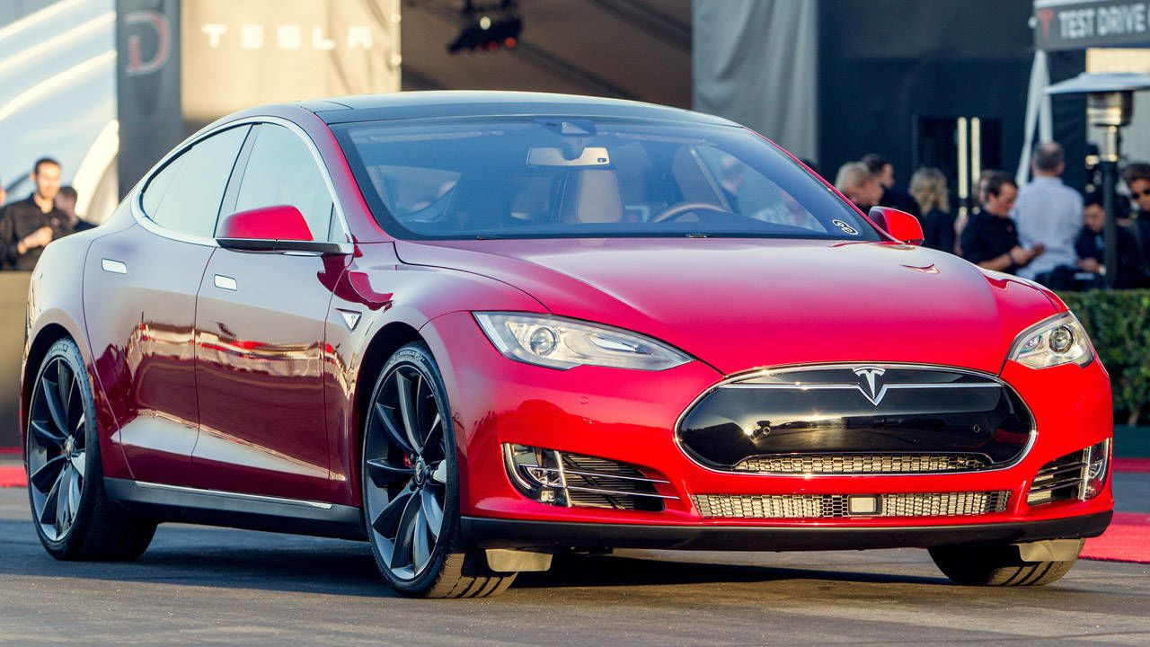 Software update magically makes the Tesla Model S P85D even faster