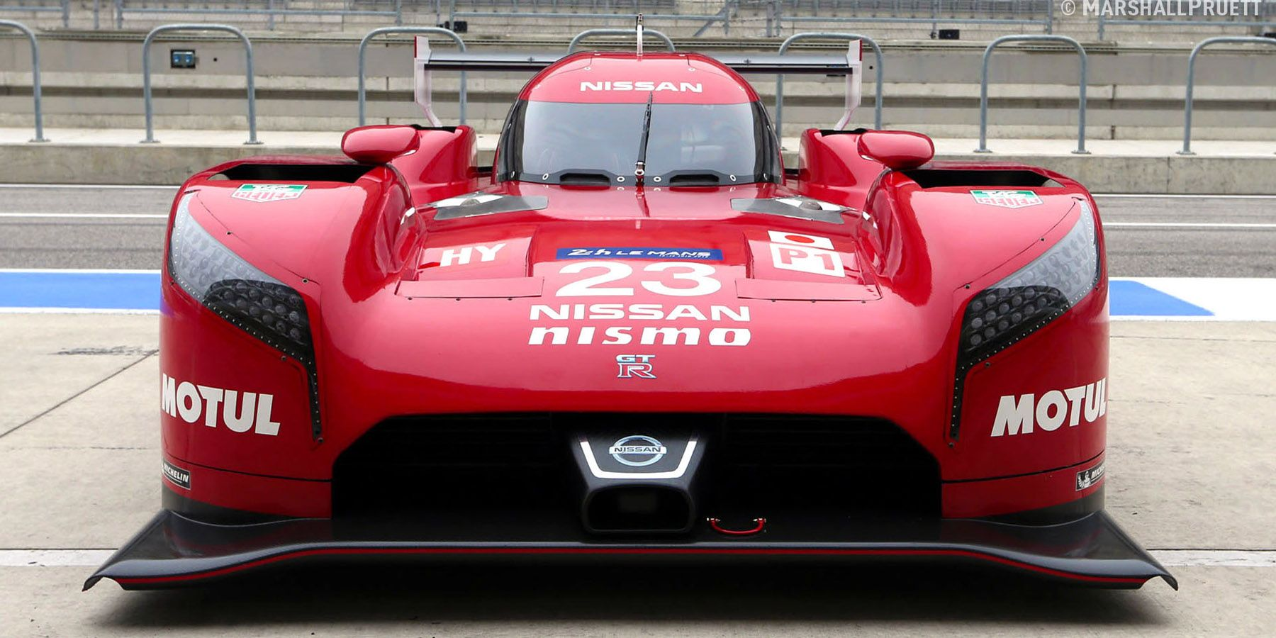 Nissan GT-R LM NISMO: A deep dive with Ben Bowlby