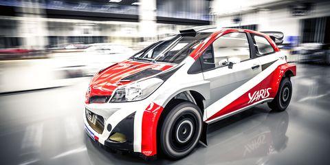 2017 Toyota Yaris Wrc Photo Gallery