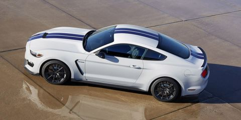 There will never be a Shelby GT350 convertible