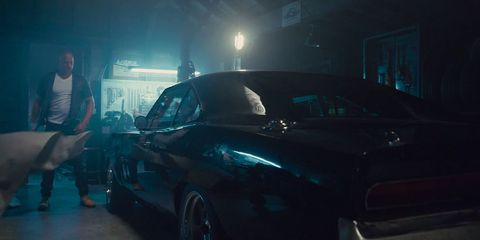 Jason Statham wants to kill everybody in the new Furious 7 trailer