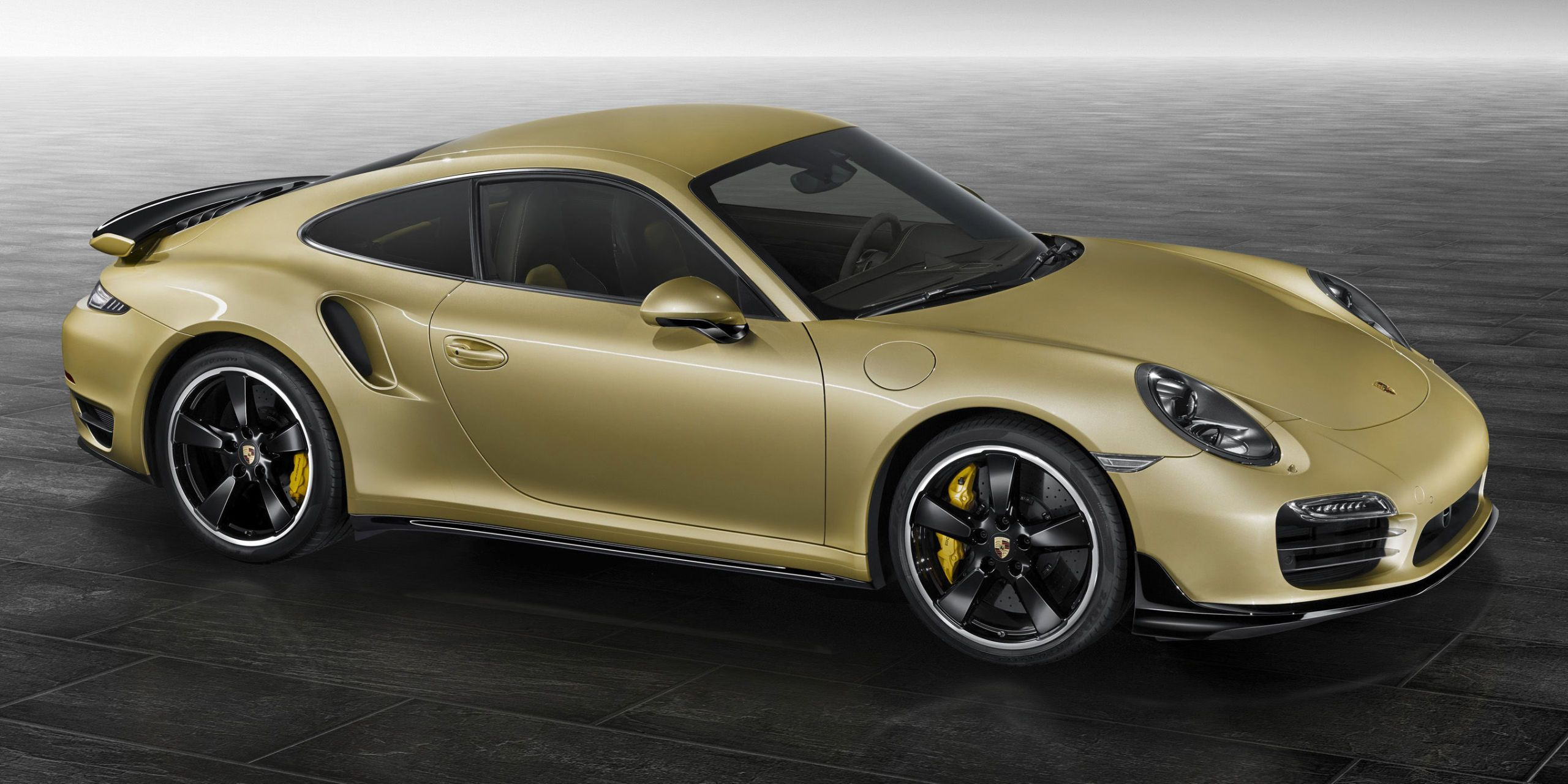 Porsche 911 Turbo, Turbo S get new Aerokit package