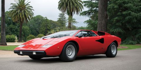 1977 Lamborghini Countach LP400 Periscopo