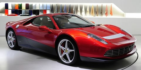 Ten of the Most Bizarre Ferraris Ever Built