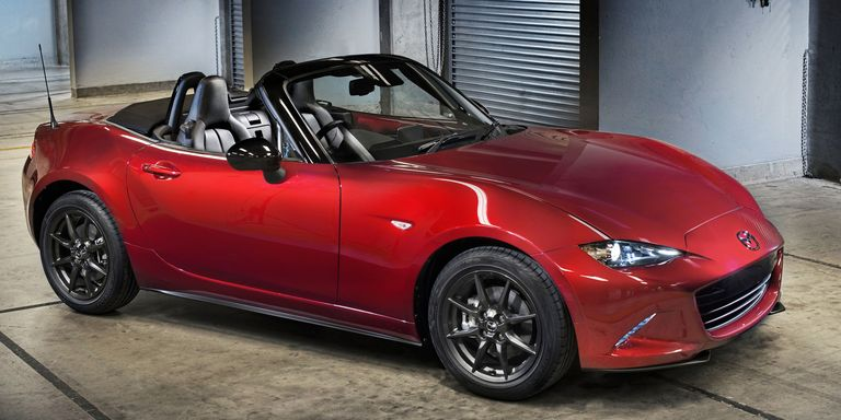 Testing the 2016 Mazda Miata: Less is more, quantified