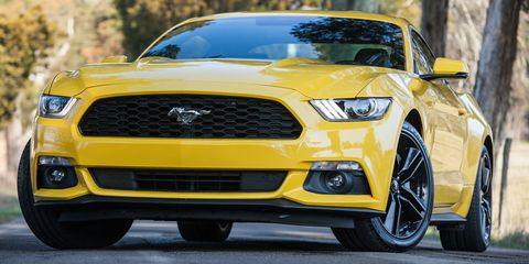2015 Mustang Ecoboost >> 2015 Mustang Ecoboost Who Needs A V8