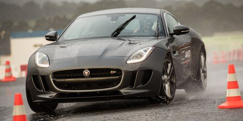 First Drive: 2016 Jaguar F-Type Manual and AWD