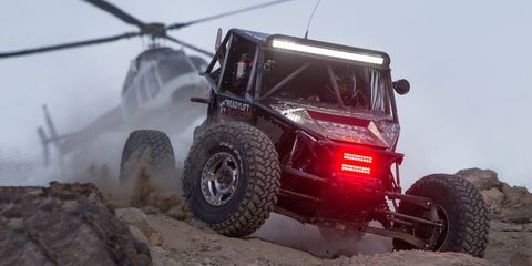 Tune in to King of the Hammers
