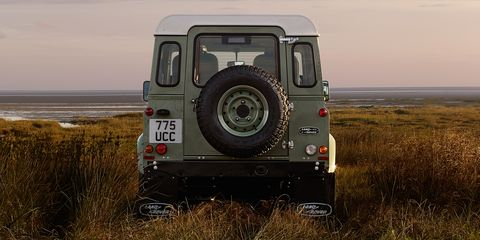 Worksheet. Land Rovers best Defender may be one of its last