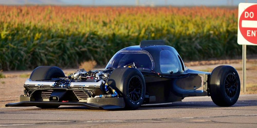 Nissan GTR-LM Nismo, un flop troppo futuristico 4