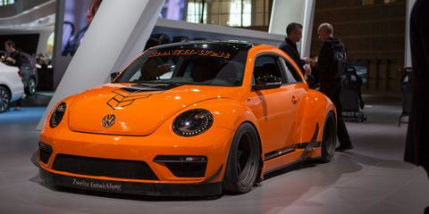 Tanner Foust Racing ENEOS RWB Beetle - Photo Gallery