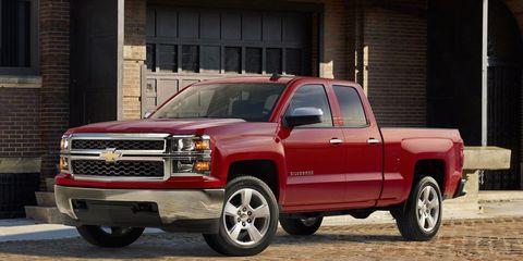 2015 Chevy Silverado 1500 Custom: A truck you can use