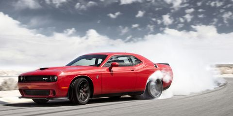"""<p>When you take a car and give it 707 horsepower, you have an obligation to <a href=""""http://www.roadandtrack.com/car-culture/videos/a8302/1414-hp-twin-dodge-challenger-srt-hellcat-burnouts-video/"""" target=""""_blank"""">make sure it can do burnouts</a>. If not, there isn't much of a point. At the same time, you also have an obligation to make sure it sounds like it makes more than 700 horsepower. Thankfully, Dodge's Hellcat twins deliver in both regards.</p>"""