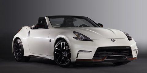 Nissan 370Z Roadster Concept