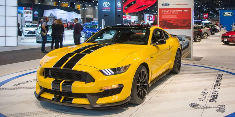 2015 Ford Mustang Shelby GT350 - Live in Chicago