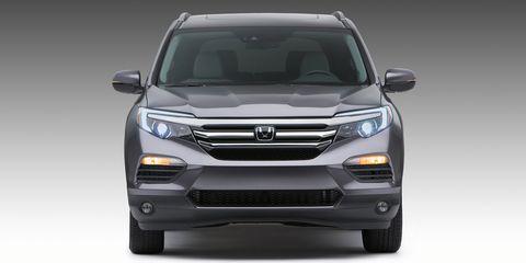 The 2016 honda pilot is bigger lighter and better the new pilot lands at dealers this summer sciox Images