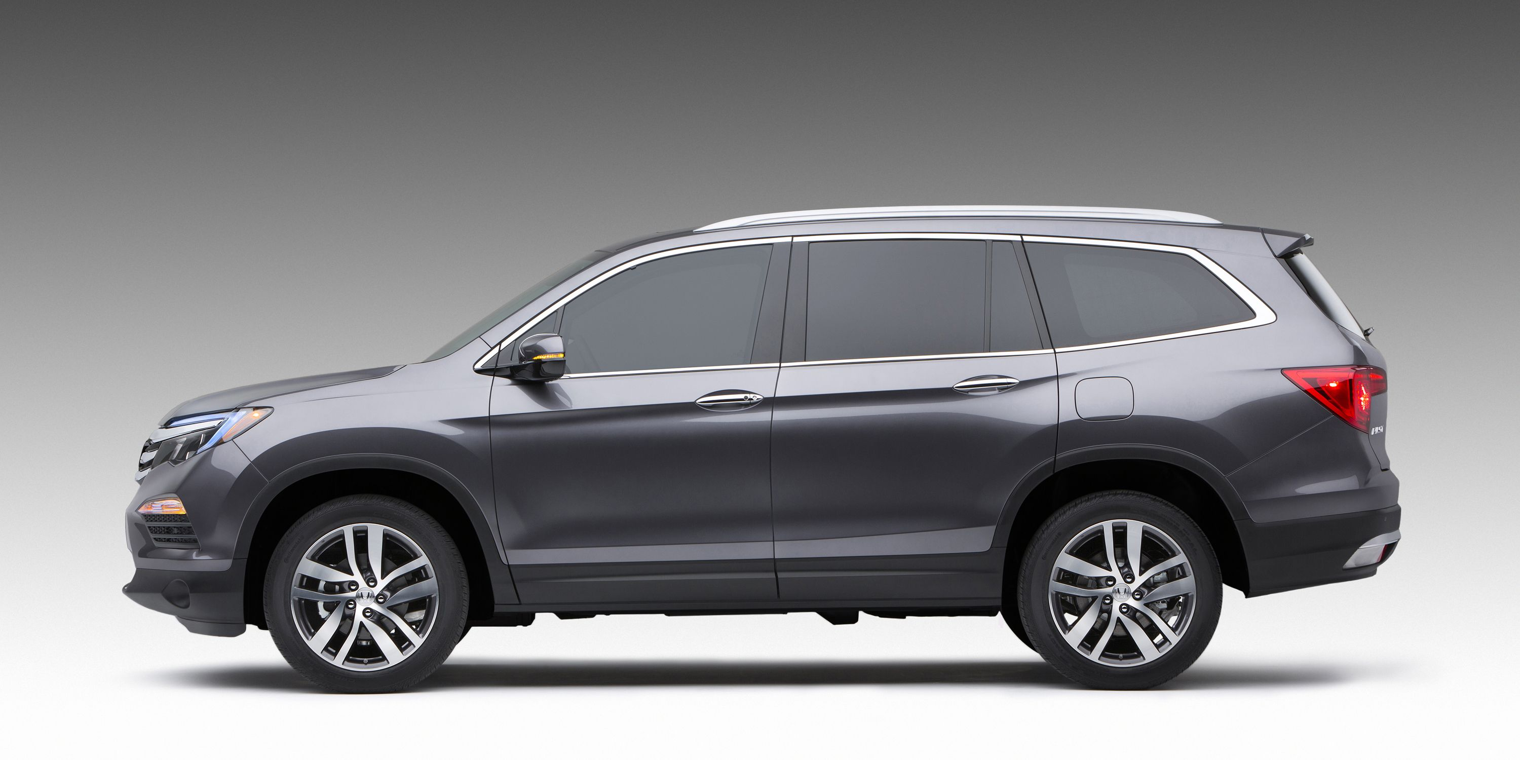 New Honda Pilot >> 2016 Honda Pilot Photo Gallery