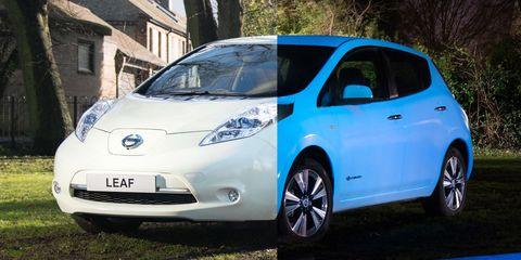 Nissan Leaf STARPATH
